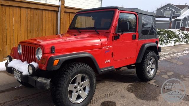 1998 jeep tj wrangler