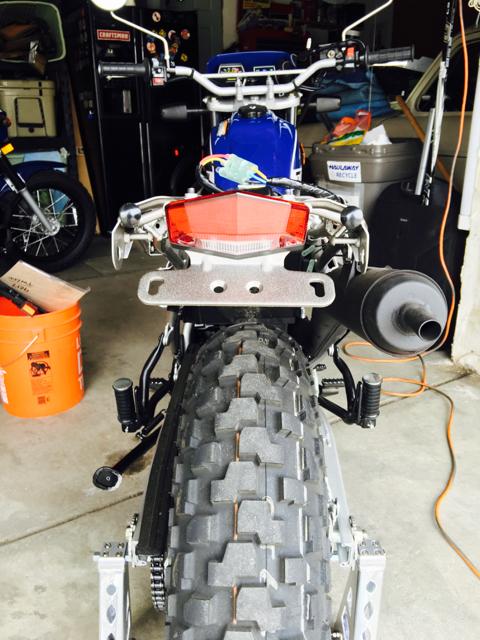 Yamaha Tw 200 >> 2016 TW200 (JohnJohn) | TrailDriven